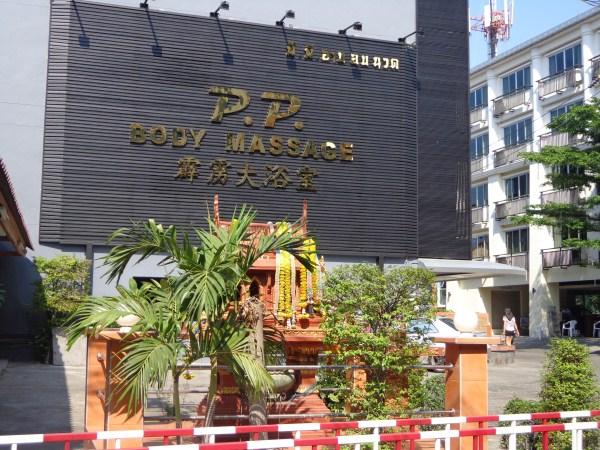 sabai sabai thai massage p club