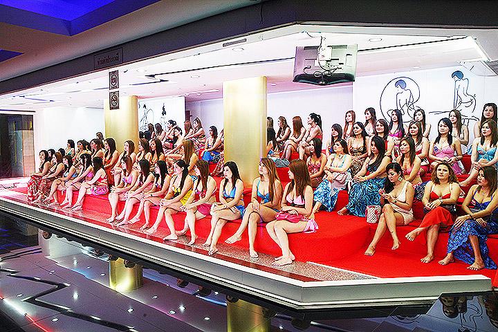 Body Massage - Soapy Massage - Massage Parlors in Pattaya